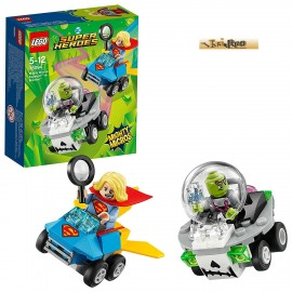 Lego® DC Super Heroes Mighty Micros Supergirl vs. Brainiac
