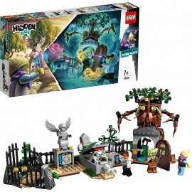 LEGO® Hidden Side Geheimnisvoller Friedhof