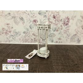 Chic Antique Sanduhr Stundenglas Eieruhr creme Shabby Vintage 30743-01