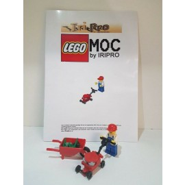 Lego Garten Team ( iripro MOC )