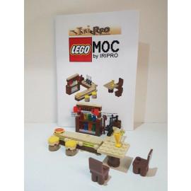 Lego Bar ( iripro MOC )