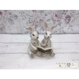 Clayre & Eef Deko Brave Osterhasen Kinder Ostern Hase