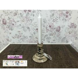 Chic Antique Kerzenständer Kerzenleuchter Shabby Vintage Rustikal 71297-21