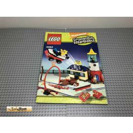 LEGO® 4982 Bauanleitung NO BRICKS!!!! SpongeBob