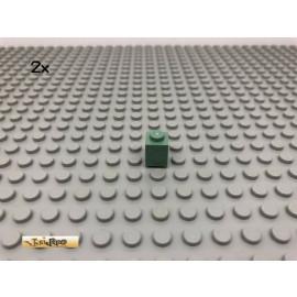 LEGO® 2Stk 1x1 Basic Stein Sandgrün, Sandgreen 3005 11
