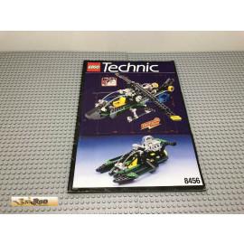 LEGO® 8456 Bauanleitung NO BRICKS!!!! Technic