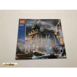 Lego 8802 Bauanleitung NO BRICKS!!!!