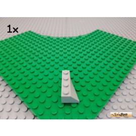 LEGO® 1Stk Flügel / Keilplatte 4x2 rechts alt-hellgrau 43720