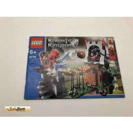 Lego 8778 Bauanleitung NO BRICKS!!!!
