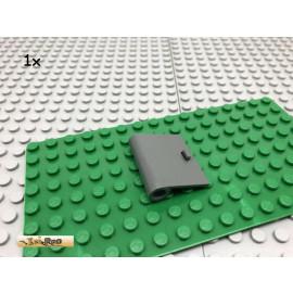 LEGO® 1Stk Tür Tor Dunkel Grau, Dark Gray 3192