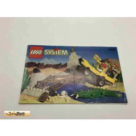 Lego 6490 Bauanleitung NO BRICKS!!!!