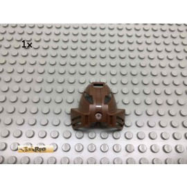LEGO® 1Stk Bionicle Maske Brick Braun, Brown 32568 19b