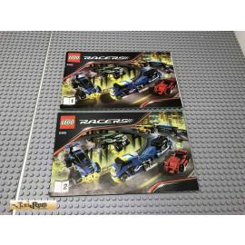 LEGO® 8495 Bauanleitung NO BRICKS!!!!
