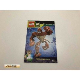 Lego 8517 Bauanleitung NO BRICKS!!!!