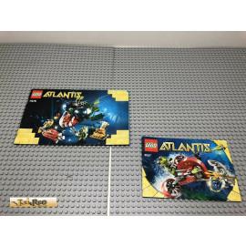 LEGO® 7978 8057 Bauanleitung NO BRICKS!!!!