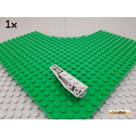 LEGO® 1Stk Keilstein / Flügel 6x2 negativ links alt-hellgrau 41765