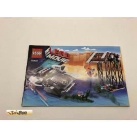 Lego 70802 Bauanleitung NO BRICKS!!!!