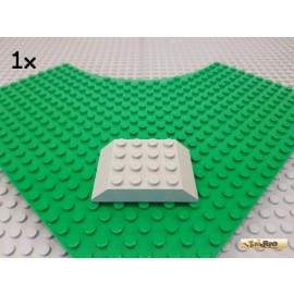 LEGO® 1Stk Schrägstein / Dach / Eisenbahn 45° 6x4 alt-hellgrau 32083