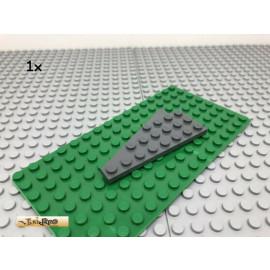 LEGO® 1Stk 4x8 Platte Flügelplatte Plate Dunkel Grau, Dark Gray 3934