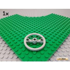 LEGO® 1Stk Technic Lenkrad / Riemenscheibe alt-hellgrau 3736