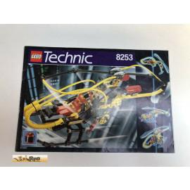 Lego 8253 Bauanleitung NO BRICKS!!!!