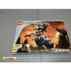 LEGO® 8516 Bauanleitung NO BRICKS!!!! Technic