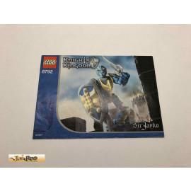 Lego 8792 Bauanleitung NO BRICKS!!!!