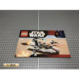 LEGO® 7668 Bauanleitung NO BRICKS!!!! Star Wars