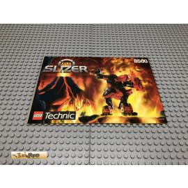 LEGO® 8500 Bauanleitung NO BRICKS!!!! Technic