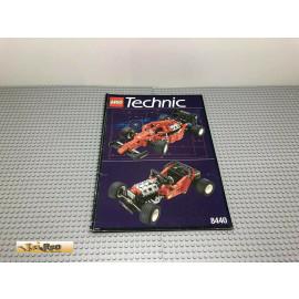 LEGO® 8440 Bauanleitung NO BRICKS!!!! Technic