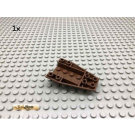 LEGO® 1Stk 4x6 Keil Rumpf Flügel Brick Braun, Brown 43713 138