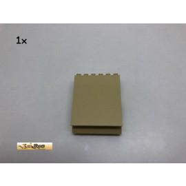 LEGO® 1Stk 4x6x6 Panel Wand Brick Beige, Tan 30156 76