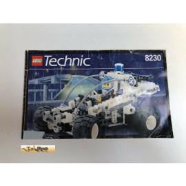 Lego 8230 Bauanleitung NO BRICKS!!!!