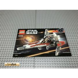 LEGO® 6205 Bauanleitung NO BRICKS!!!! Star Wars