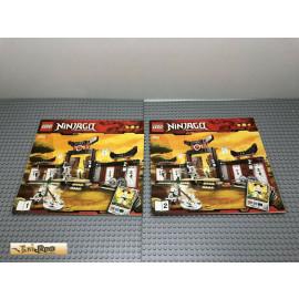 LEGO® 2504 Bauanleitung NO BRICKS!!!! Ninjago