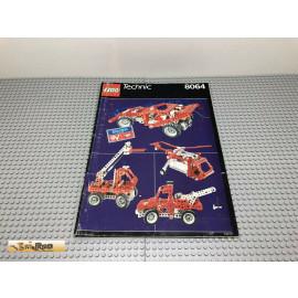 LEGO® 8064 Bauanleitung NO BRICKS!!!! Technic
