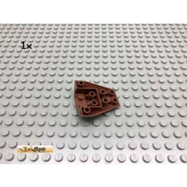 LEGO® 1Stk Flügel negativ Brick Rotbraun, Reddish Brown 4855 142