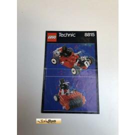 Lego 8815 Bauanleitung NO BRICKS!!!!