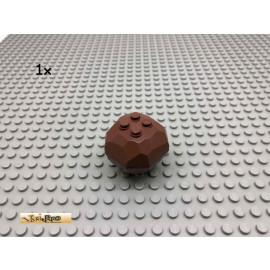 LEGO® 1Stk Kanonenkugel Felsen Brick Rotbraun, Reddish Brown 30293 30294 186