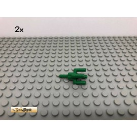 LEGO® 2Stk Pflanze Laterne Fackel Grün, Green 2566 194