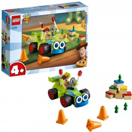 LEGO® Toy Story 4 Woody & Turbo