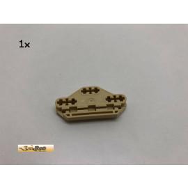 LEGO® 1Stk 3x6 Technic Verbinder Kreuzachse Brick Beige, Tan 32307 48