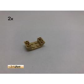 LEGO® 2Stk 2x4 Platte Brick Beige, Tan 4871 123