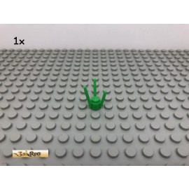 LEGO® 1Stk 1x1 Pflanze mit 3 Stengel Blume Hellgrün, light green 3741 7