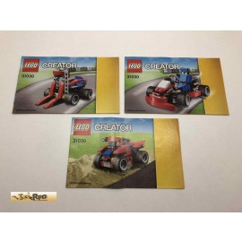 Lego 31030 Bauanleitung NO BRICKS!!!! Creator