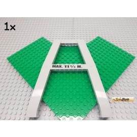 LEGO® 1Stk Stütze / Kran / A-Träger alt-hellgrau 2635