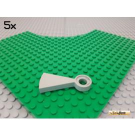 LEGO® 5Stk Treppe / Stufe / Wendeltreppe 2x6 alt-hellgrau 40243
