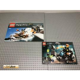 LEGO® 8631 70160  Bauanleitung NO BRICKS!!!!