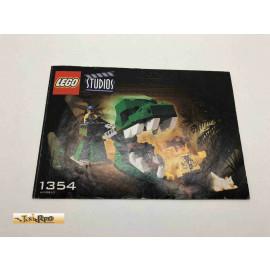 Lego 1354 Bauanleitung NO BRICKS!!!!