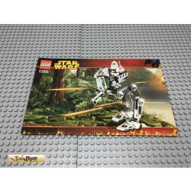 LEGO® 7250 Bauanleitung NO BRICKS!!!! Star Wars